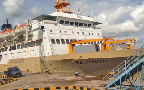 Kapal Semarang Karimunjawa 2019