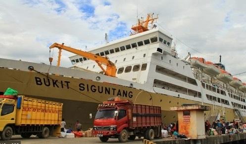 Kapal Pare-pare Tarakan Via Balikpapan September Oktober  2019